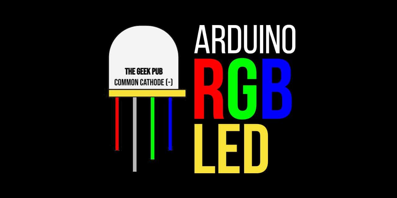 Arduino RGB LED