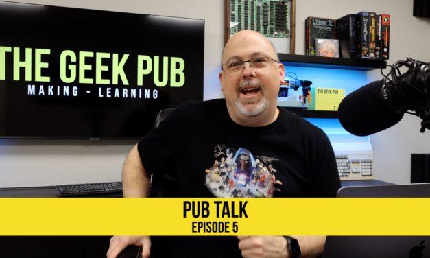 Pub Talk Ep. 5 (Premium)