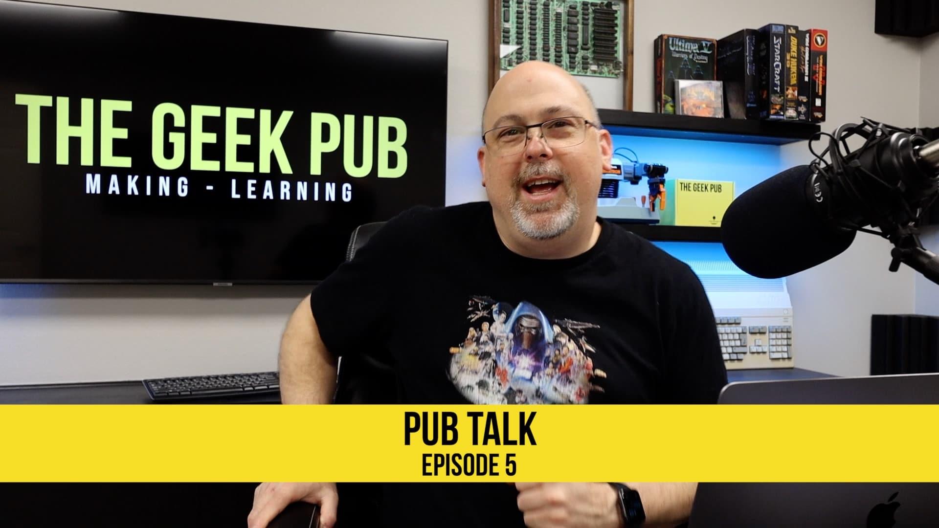 Pub Talk Episode 5