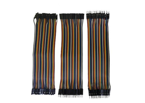 Solderless Breadboard wires
