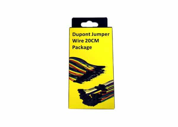 Solderless Jumper Wires Box