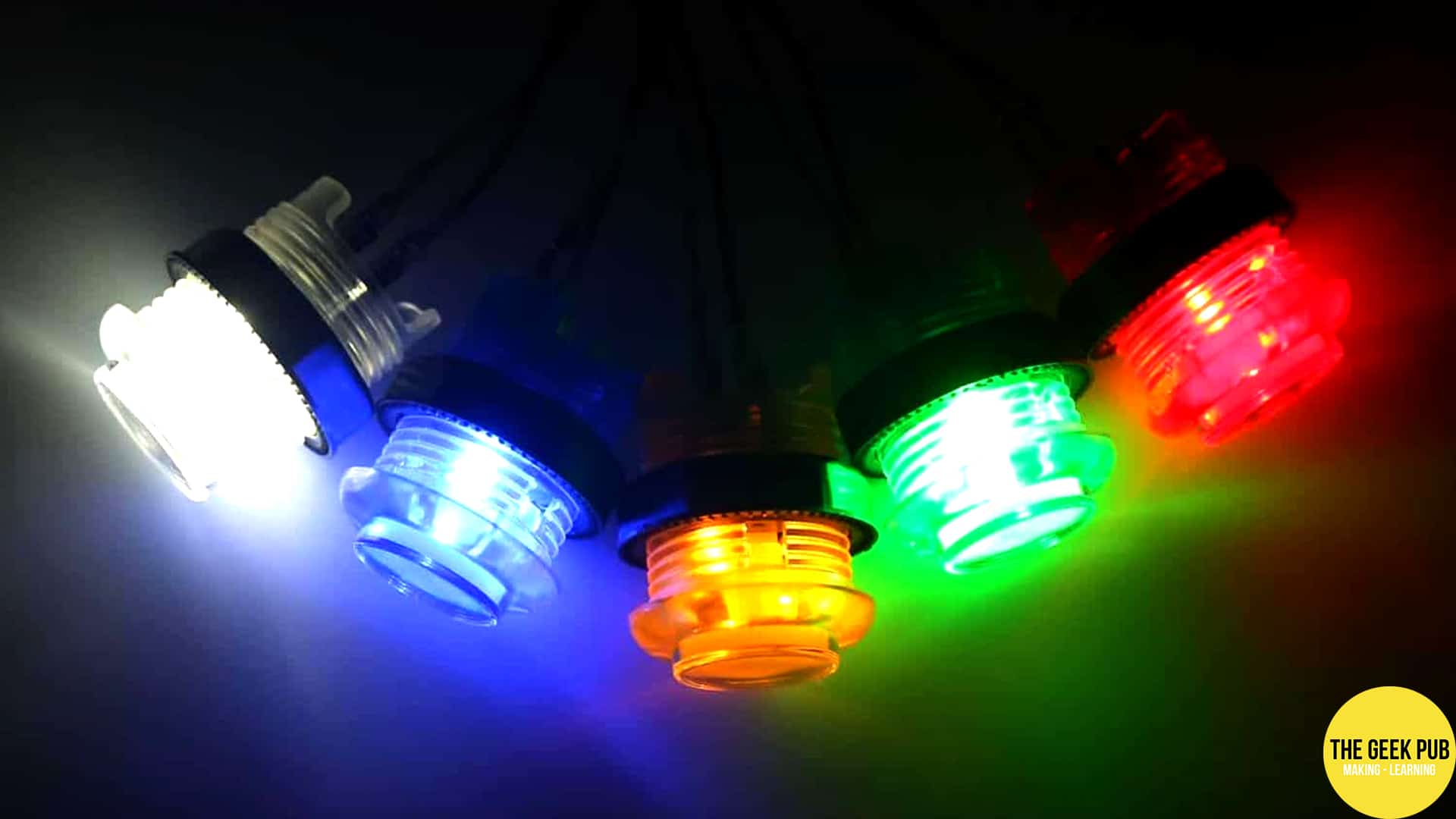 LED Lit Arcade Buttons: The Best Arcade Joystick and Buttons