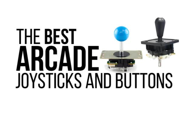 The Best Arcade Joystick and Buttons