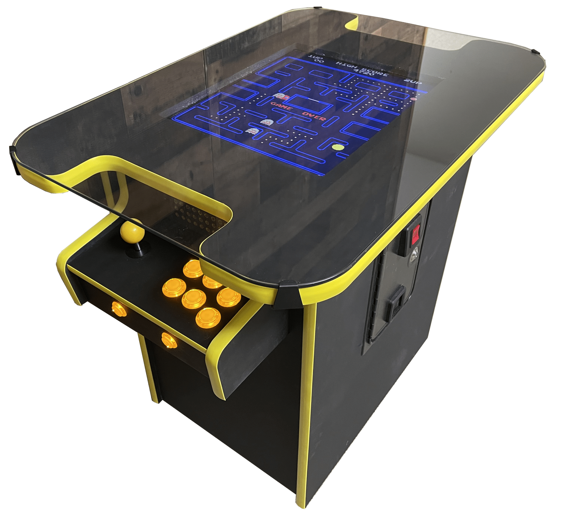 The Best Cocktail Table Arcade Plans